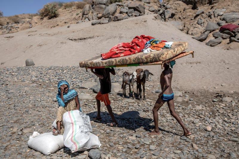 APTOPIX Sudan Ethiopia