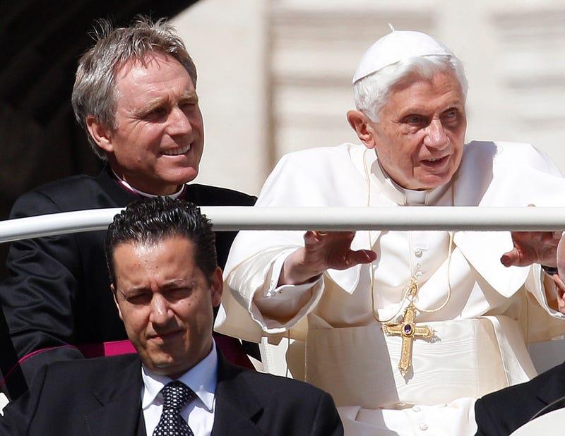 Vatican Obit Butler