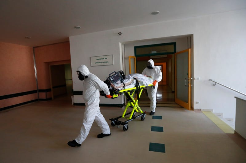 Virus Outbreak Central Europe