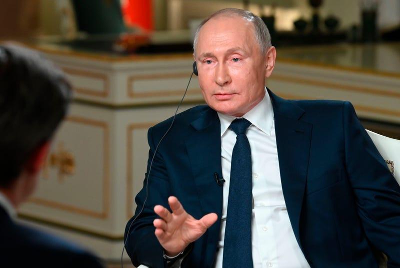Russia Putin Interview