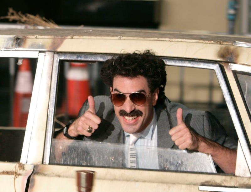 Film Borat Sequel