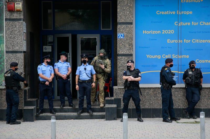 Kosovo War Crimes Arrest