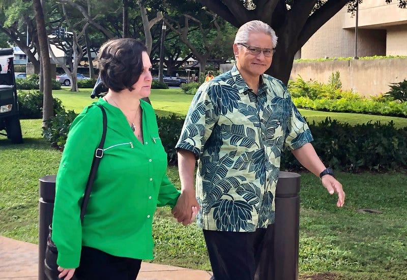 Hawaii Corruption Sentencing