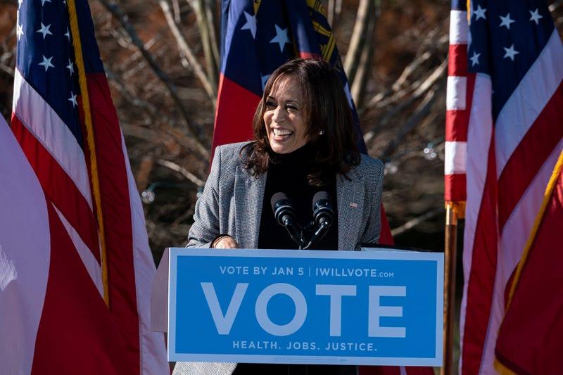 Election Harris Georgia