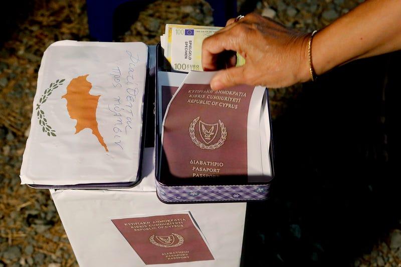 Cyprus Golden Passports