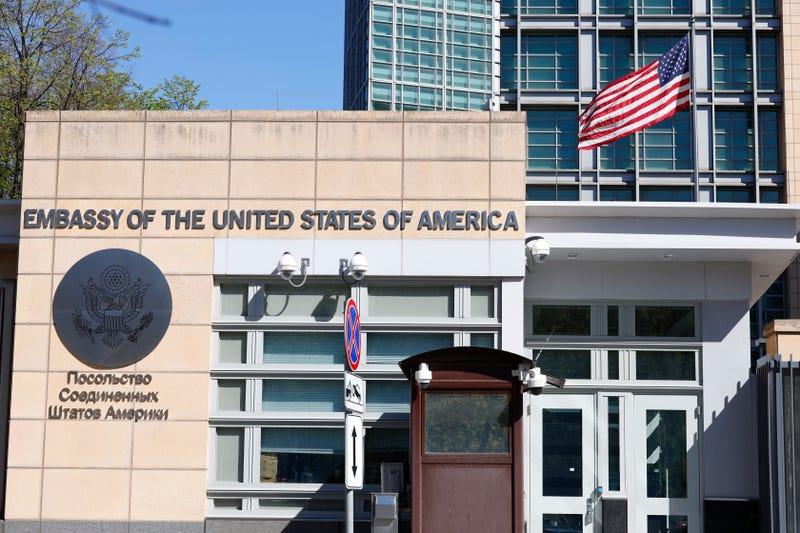 Russia US Embassy