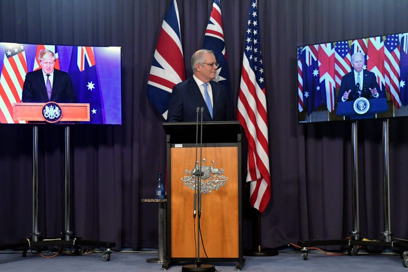 Australia US Indo Pacific