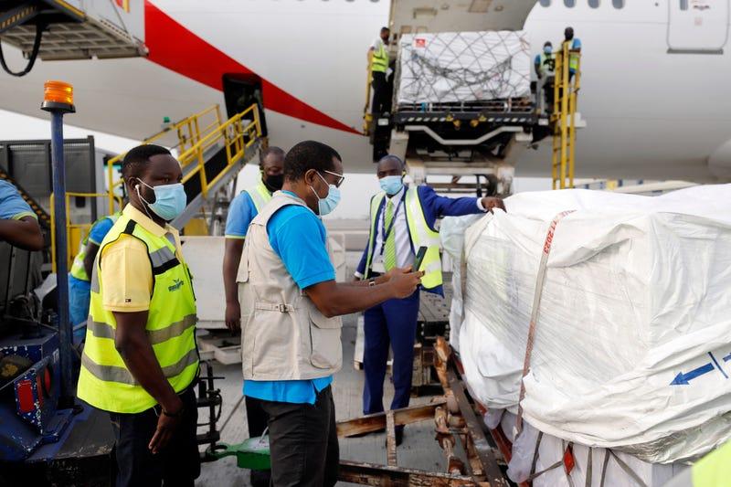 Virus Outbreak Ghana Vaccines