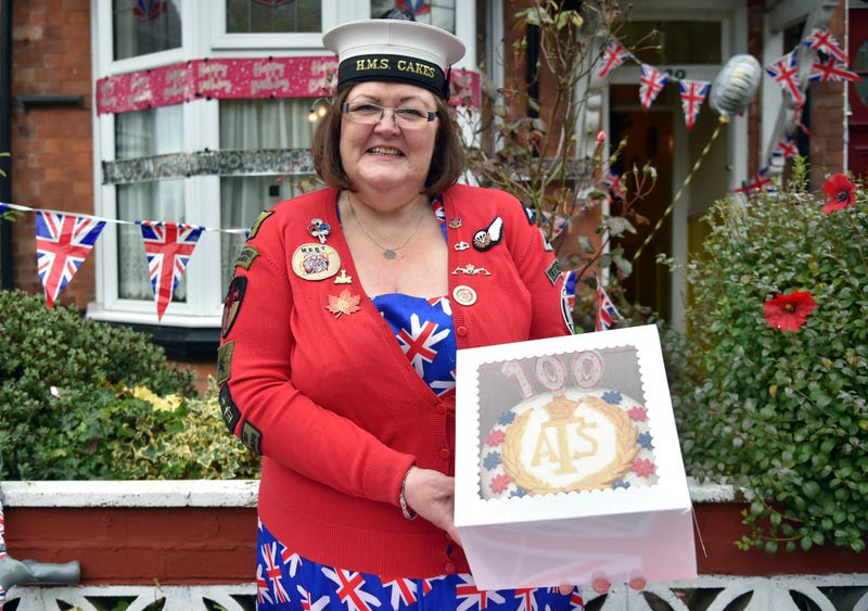 Britain One Good Thing Cake Lady