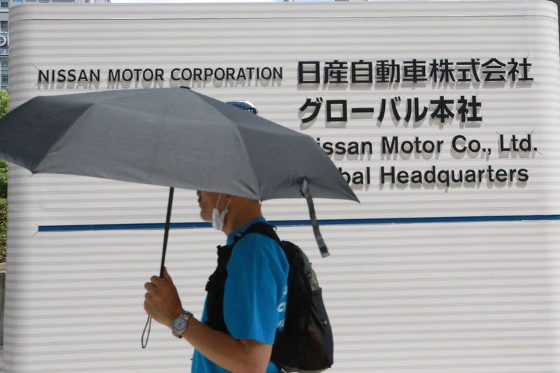 Japan Nissan Shareholders