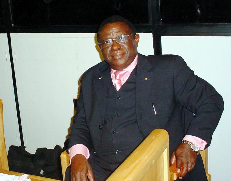 Rwanda Obit Theoneste Bagosora