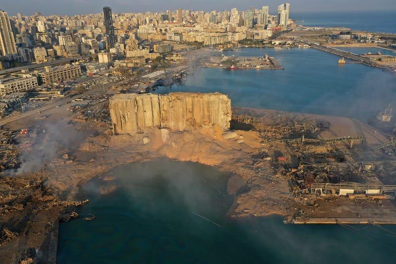 Lebanon Blast One Year