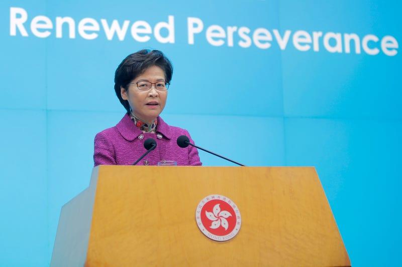 Hong Kong Policy Address