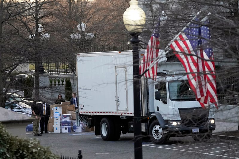 Inauguration Moving Day