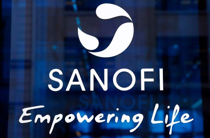 Virus Outbreak France Vaccines Sanofi