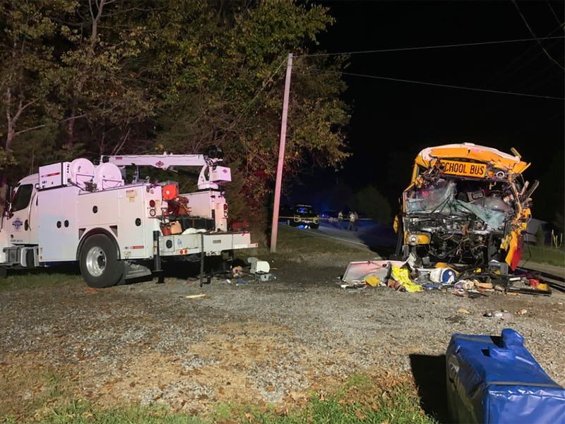 School Bus Crash-Tennessee