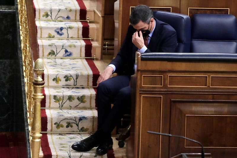 APTOPIX Spain Politics