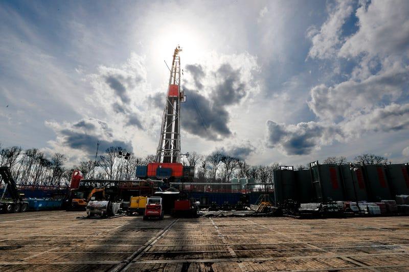 Election 2020-Pennsylvania-Fracking