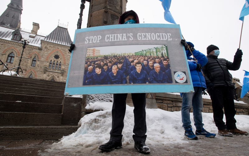 Canada China Uighurs