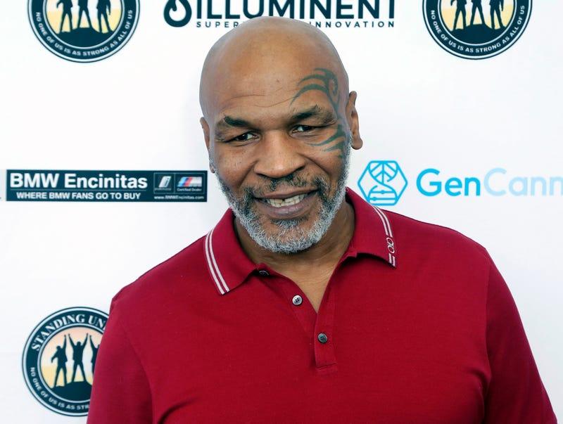 TV Mike Tyson