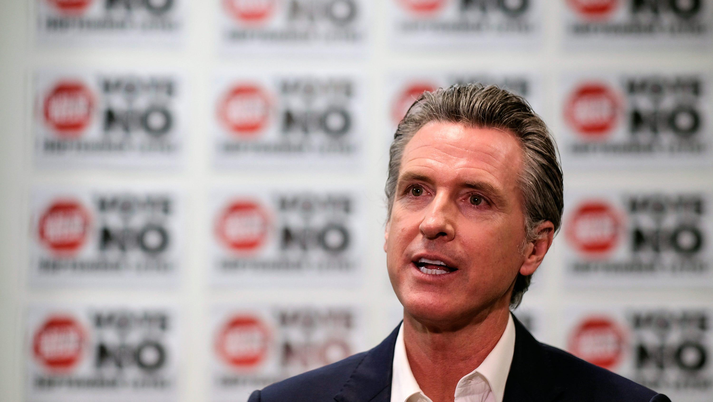 EXPLAINER: How California could recall Gov. Gavin Newsom