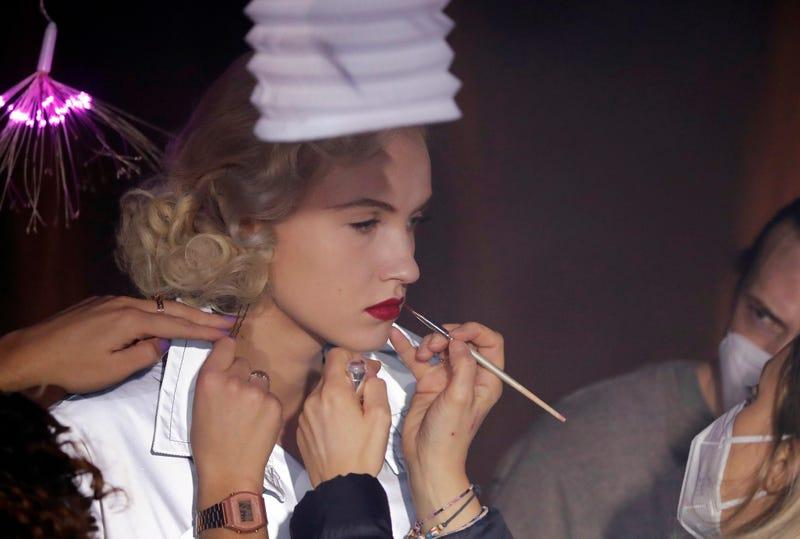Paris Fashion Haute Couture S/S 2021 Fournie