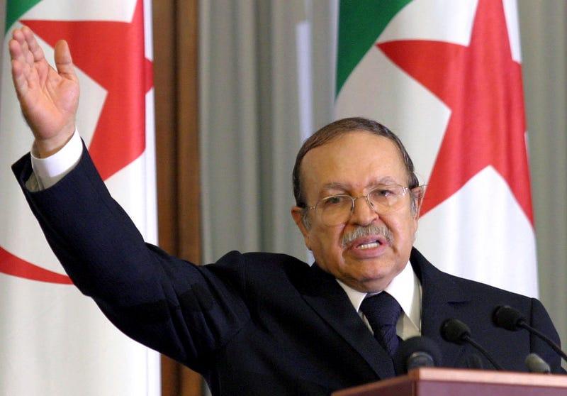Algeria Obit Bouteflika