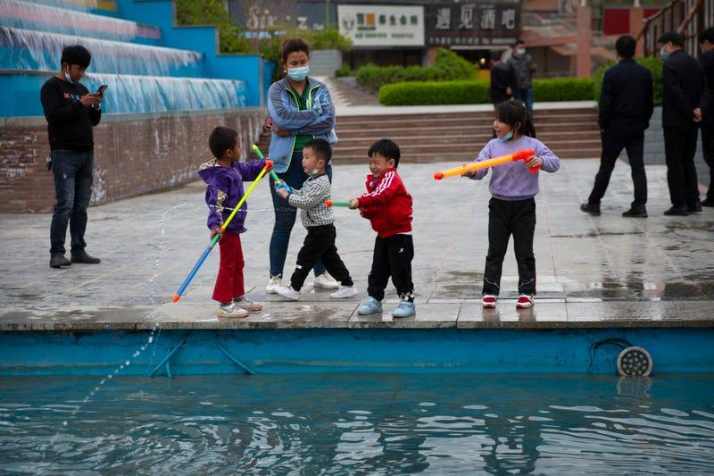 China Xinjiang Birthrates