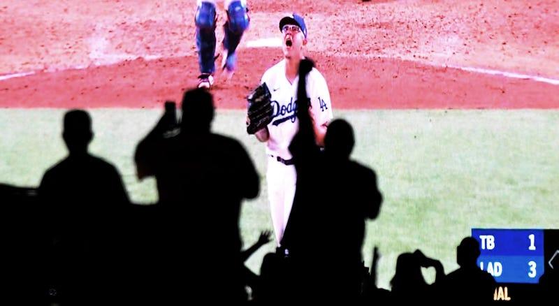 World Series Dodgers Fans Baseball