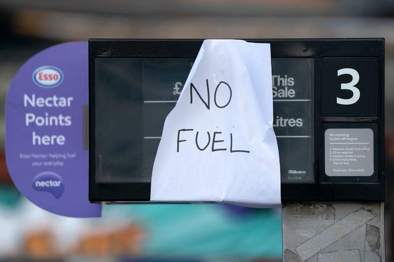 Britain Shortages