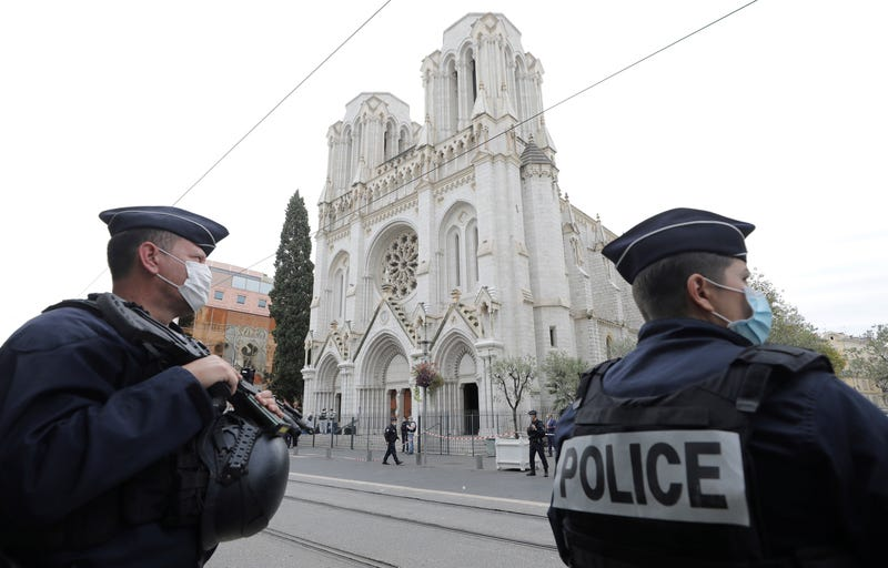 APTOPIX France Attack