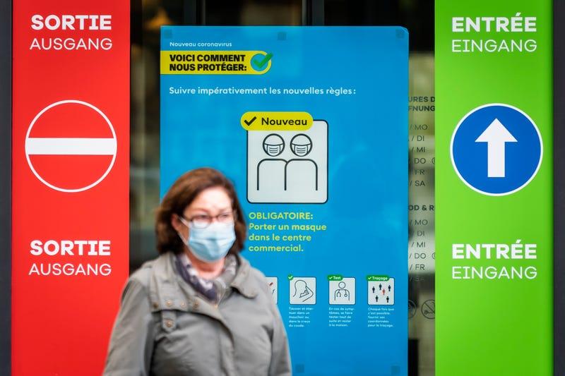 Virus Outbreak Switzerland