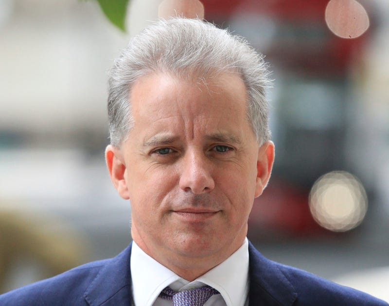 Britain Steele Dossier Lawsuit