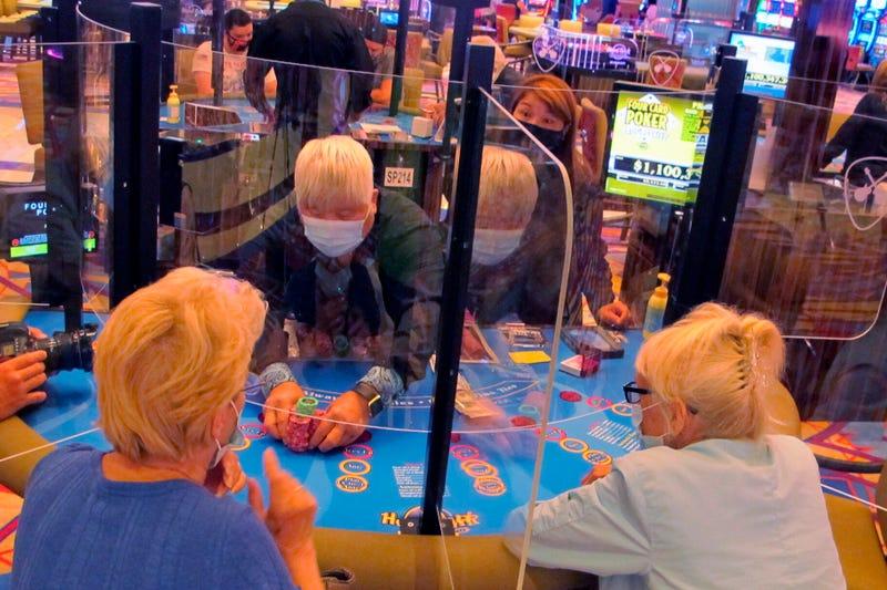 Virus Outbreak-State of Casinos