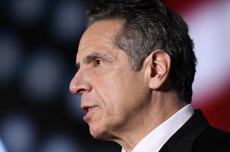 Cuomo Sexual Harassment