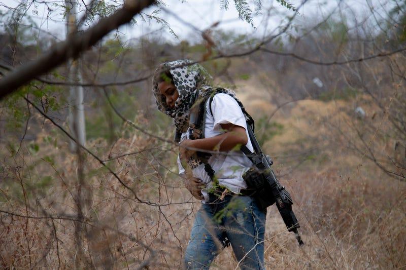 Mexico Female Vigilantes