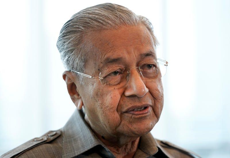 Malaysia France Mahathir