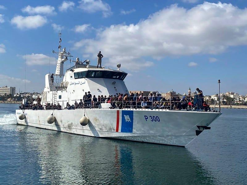 Migration Libya