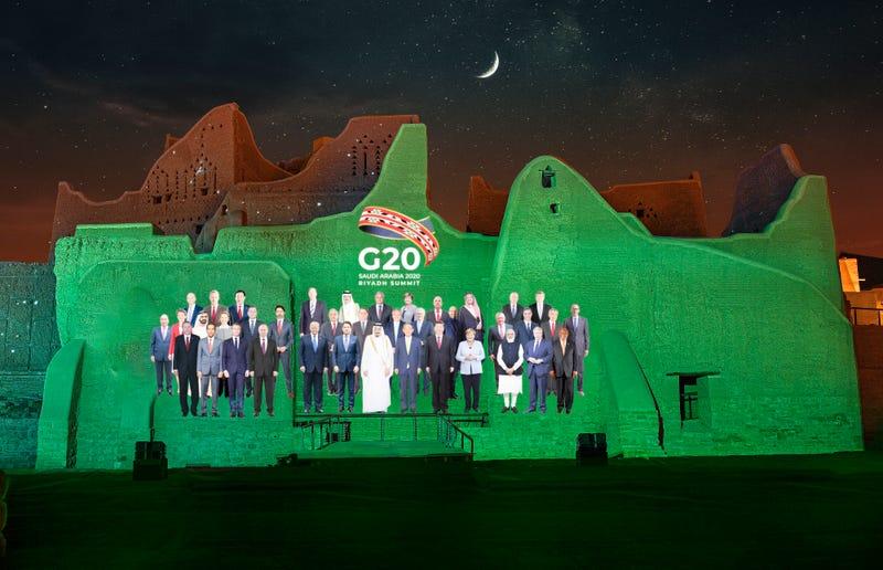 Saudi G20