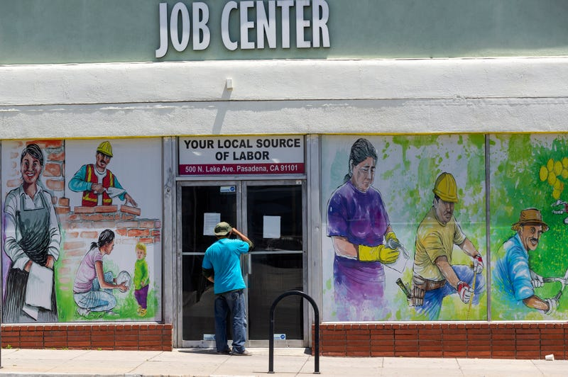 Virus Outbreak California Jobs
