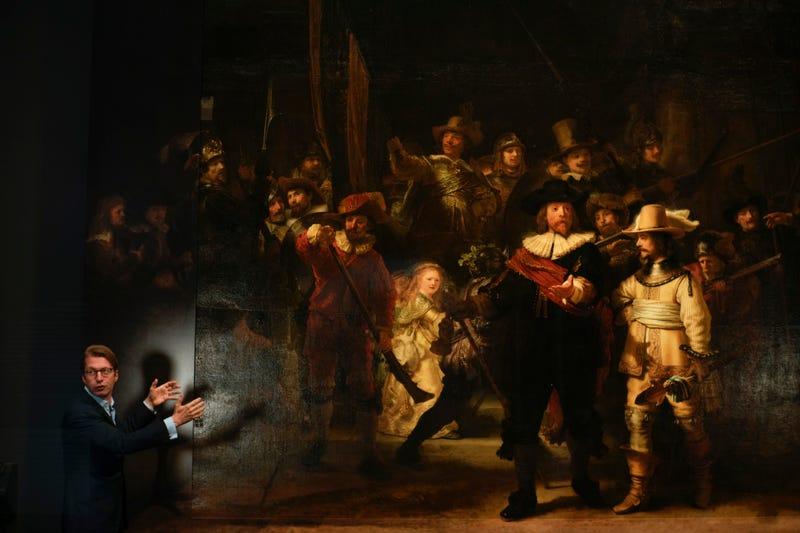 Netherlands Rembrandt
