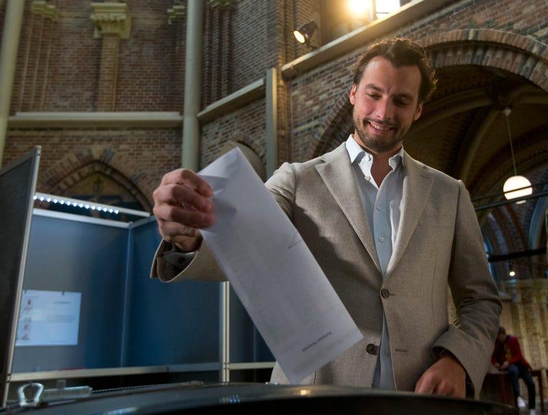 Netherlands Populist Leader