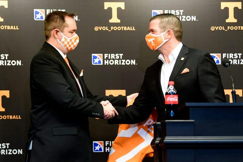 Tennessee Heupel Football