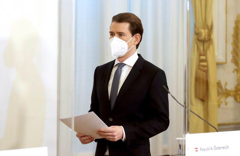 Virus Outbreak Austria
