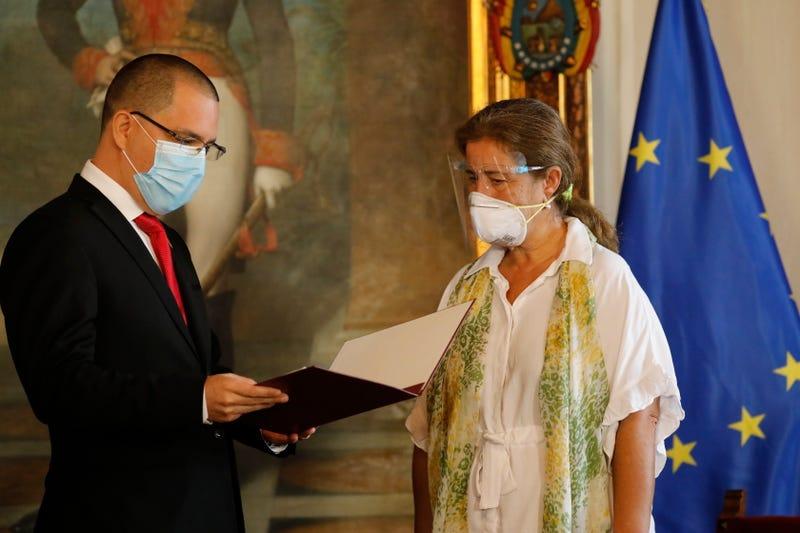 Venezuela EU Ambassador
