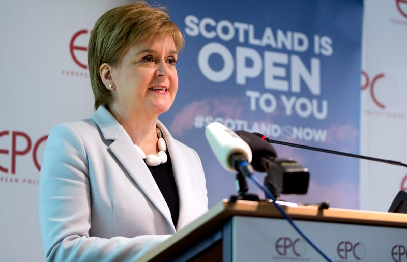 Britain Scottish Independence