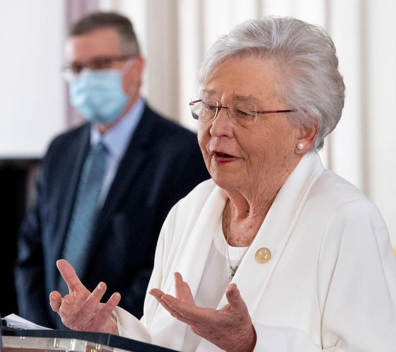 Virus Outbreak Alabama