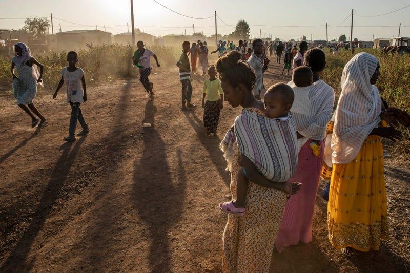 APTOPIX Sudan Ethiopia Military Confrontation
