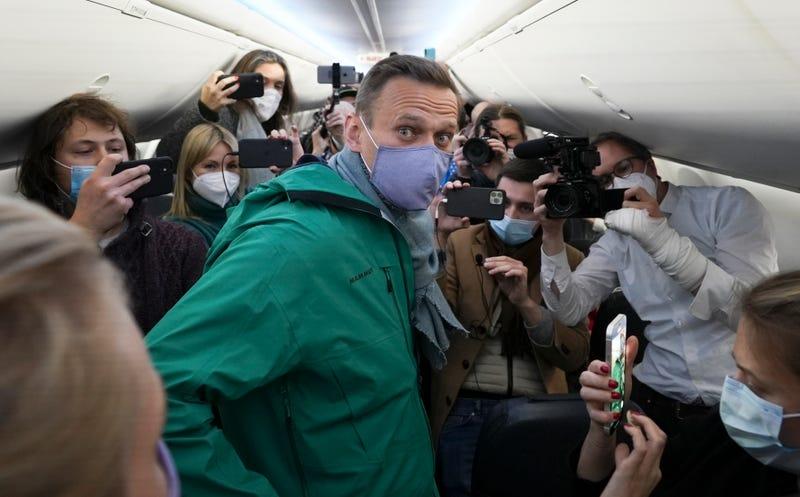 Russia Explaining Navalny