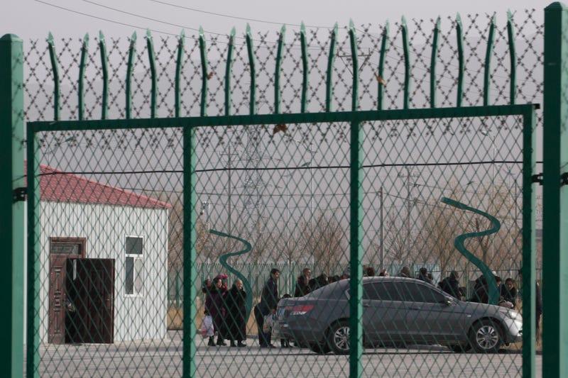 China Olympics Beijing Uyghurs Sponsors